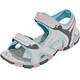 Hi-Tec GT Strap Lapset sandaalit , harmaa/turkoosi